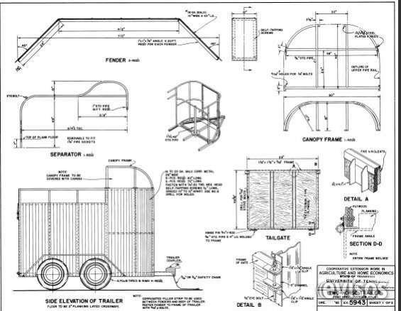 Fabricar Trailer Batan Para Caballos Remolque Para Caballos Remolques De Caballos Acoplado Para Uso General