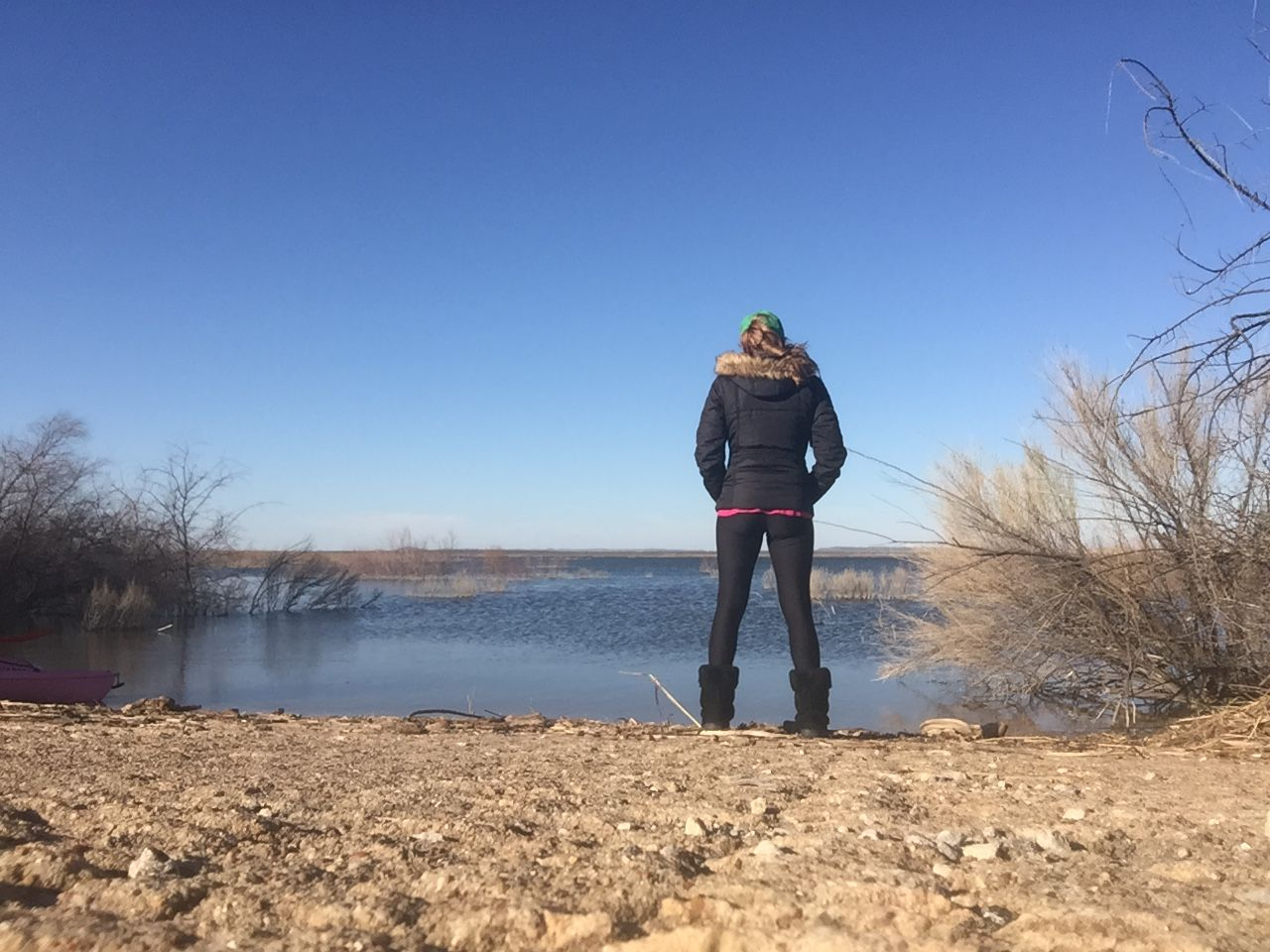 #sundayfunday - Hiking, fishing, camping, boating, swimming... I'm in heaven. Too cold for some of it right now but soon enough.   #SanAngelo #Texas #fun #outdoors #adventure