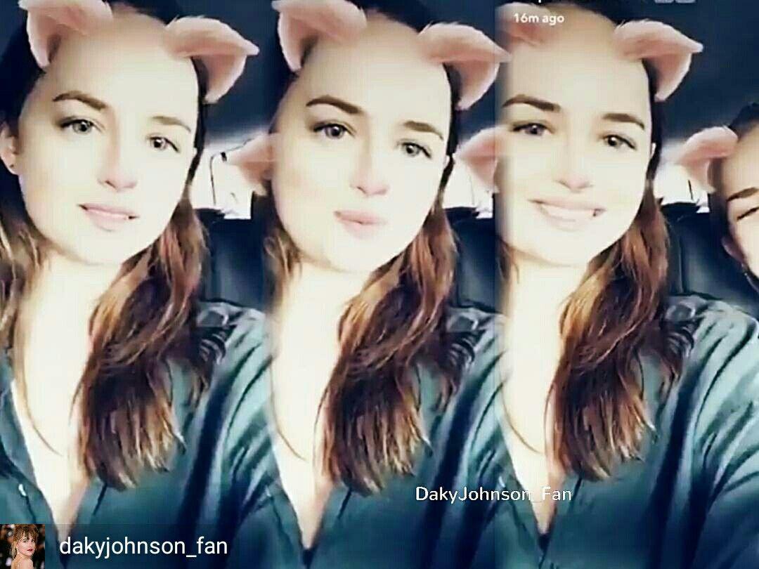 Fappening Snapchat Dakota Johnson naked photo 2017