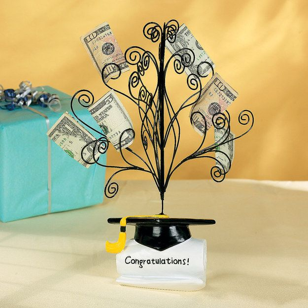 A money tree money trees graduation gifts and gift a money tree 23 graduation gifts college students actually want to receive negle Choice Image