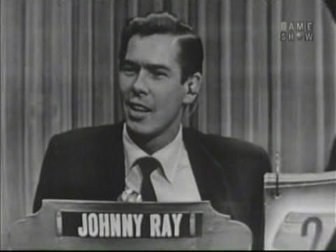 Johnnie Ray Cry - YouTube