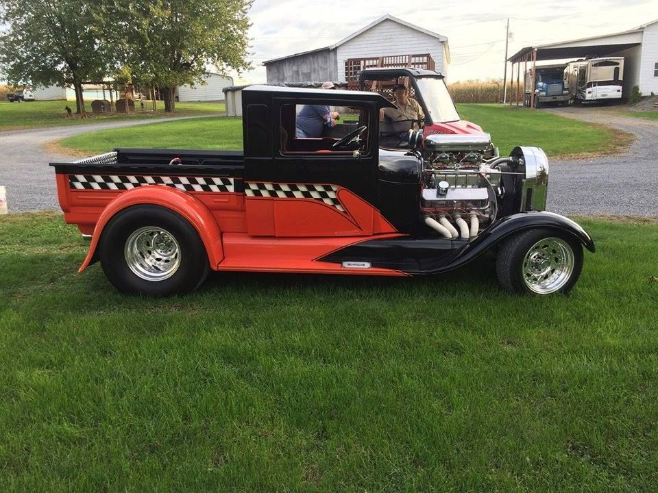1929 Ford Model A Truck (Milton, PA) 44,900 obo Give our