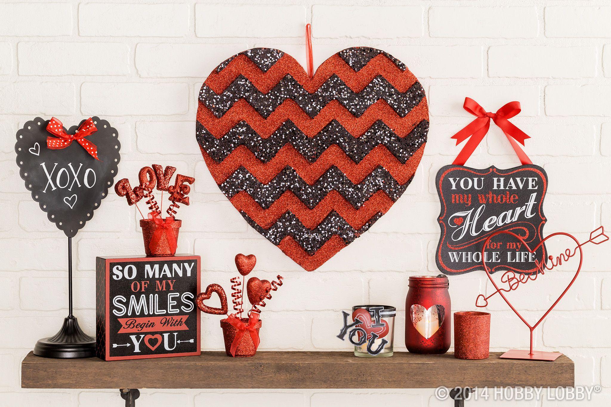 Valentine S Day Seasonal Hobby Lobby Valentine Decorations Valentines Valentine Crafts