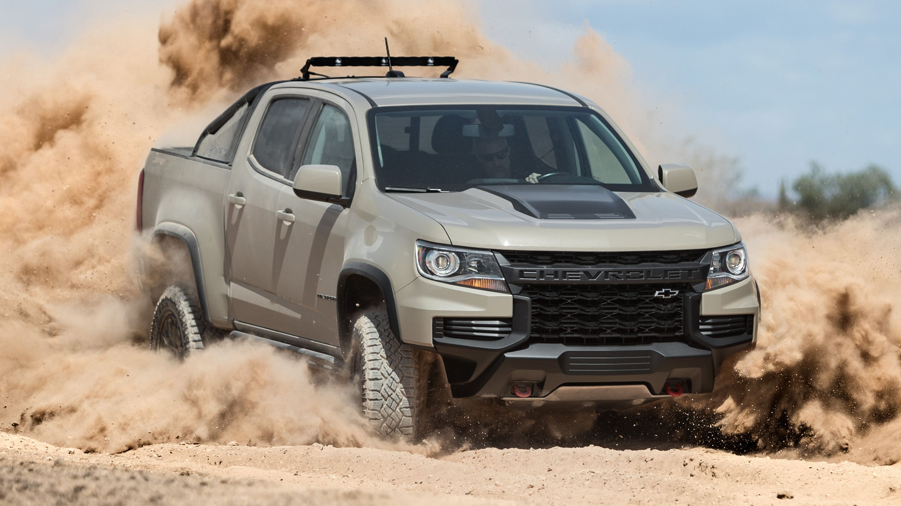2021 Chevrolet Colorado Zr2 Unveiled With Updated Design