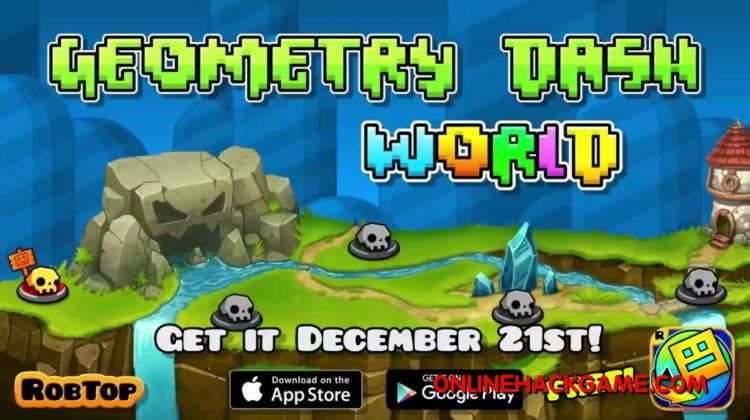 Geometry Dash World Hack Cheats Unlimited Orbs | Online Hack
