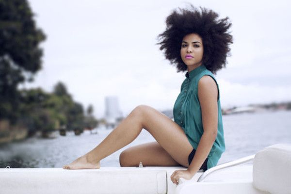 travel with natural hair