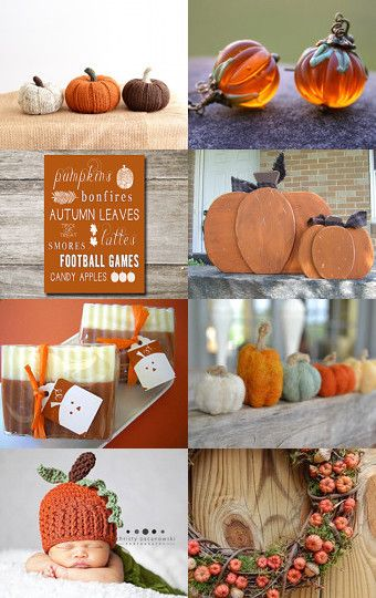 Pumpkin by Everyday Summit on Etsy--Pinned with TreasuryPin.com #fall #pumpkins #fallfinds #fallstyle #etsy