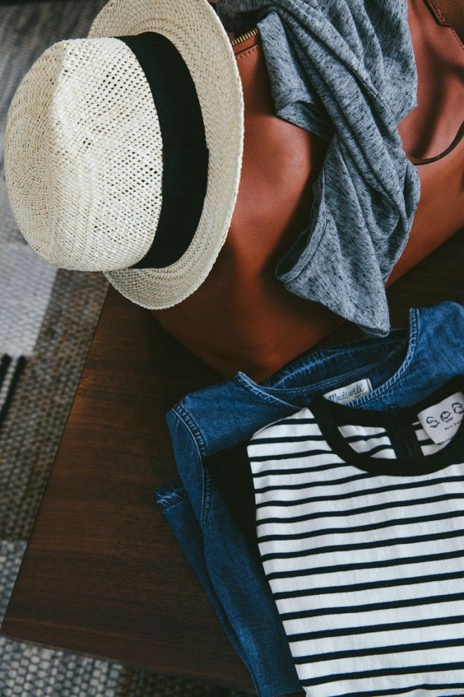 Bon Voyage! Packing Tips for Traveling with Two!
