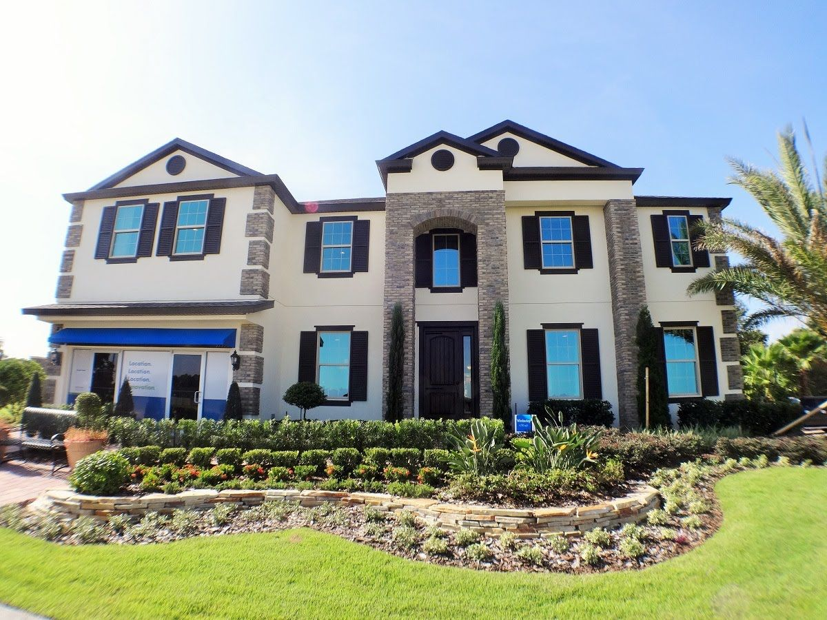 Verde Park By Meritage Homes In Winter Garden   Wimberley Model