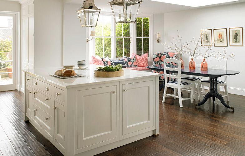 Wandsworth Kitchen Design Fitted Kitchens In Sw London Dark Wood
