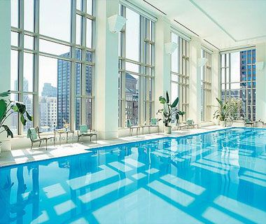 Peninsula spa chicago chicago my kind of town for Spa hotel chicago