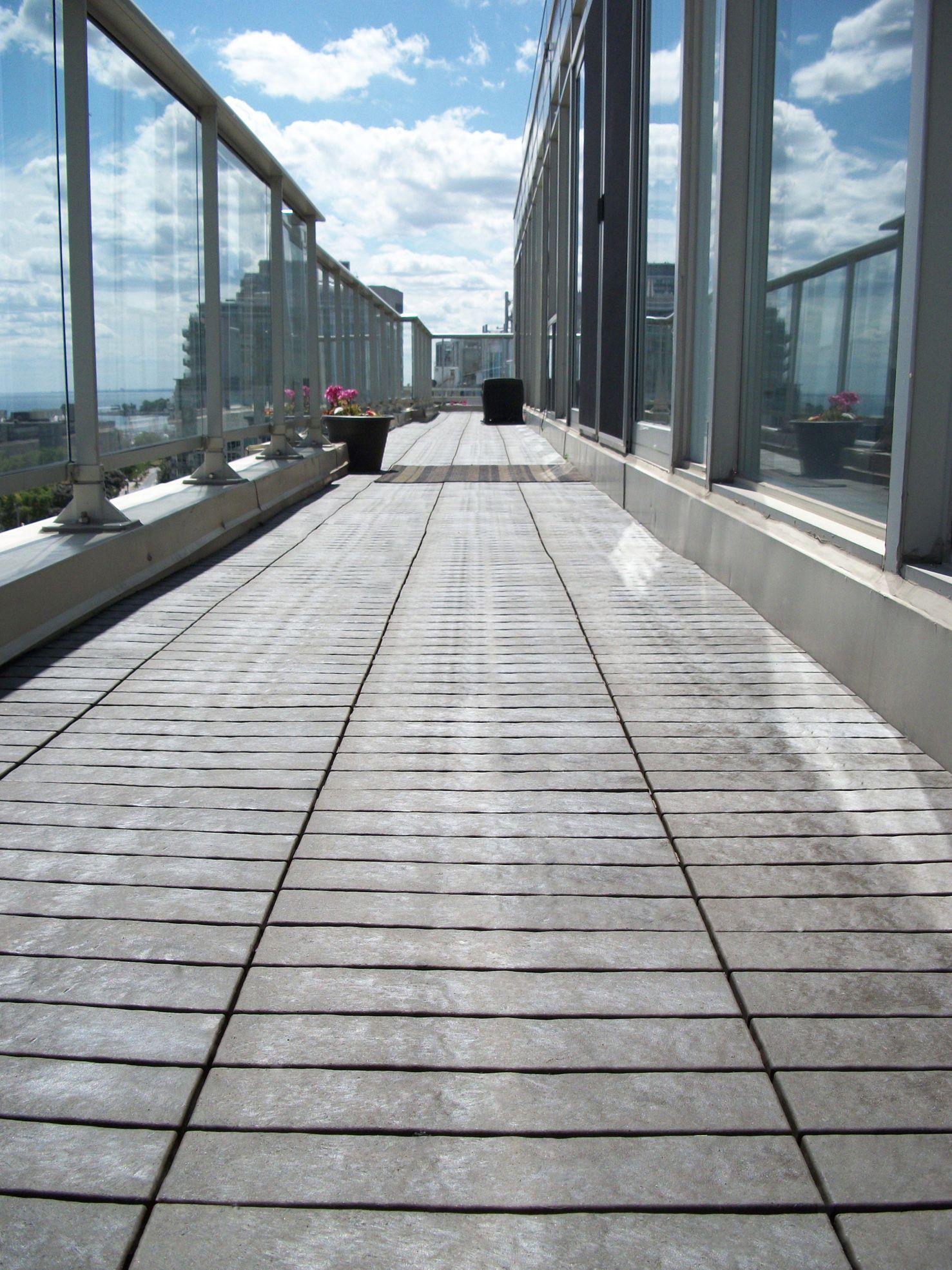 Balcony Tiles Toronto