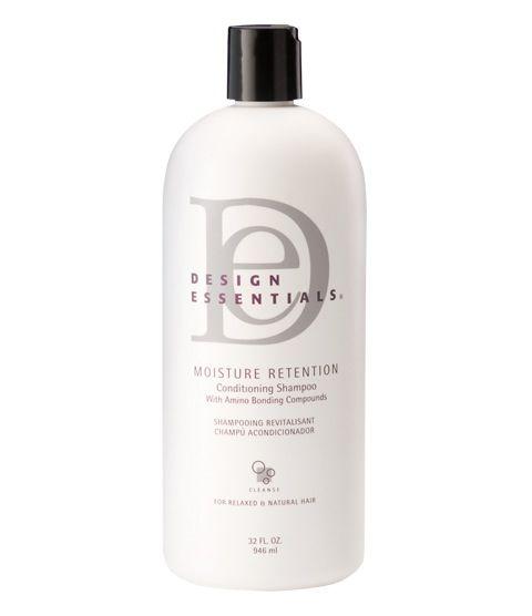 Moisture Retention A True Moisturizing Shampoo That Replenishes The Amino Acids That Give Shampoo Design Conditioning Shampoo Moisturizing Shampoo