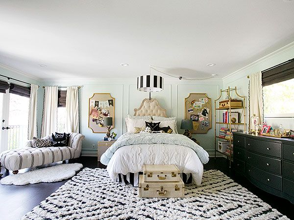 Children S And Kids Room Ideas Designs Inspiration: Jessica Alba's Daughters' Rooms Get Amazing Makeovers