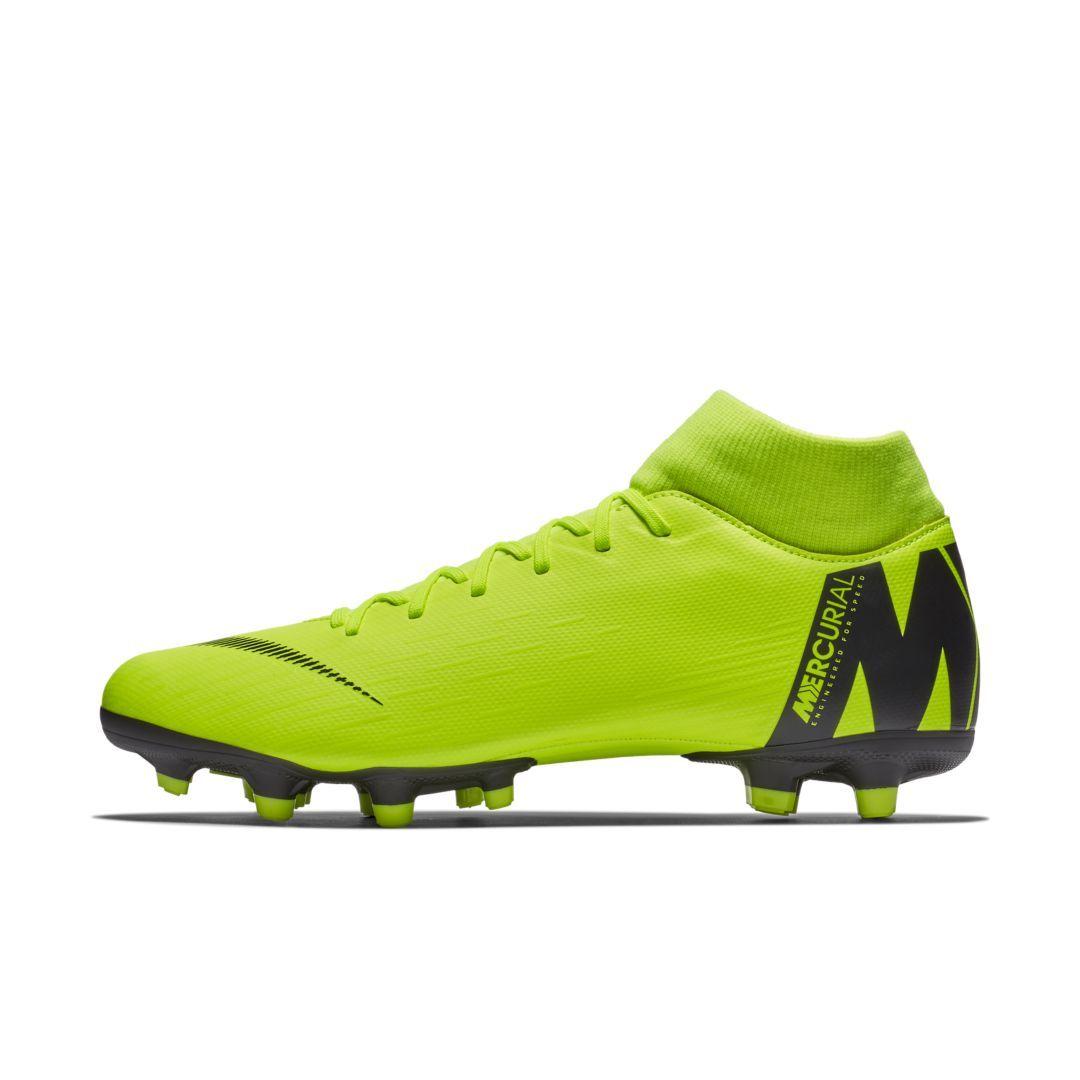 léxico Armonioso Faringe  Nike Mercurial Superfly VI Academy Multi-Ground Soccer Cleat Size 12.5  (Volt)   Soccer cleats nike mercurial, Soccer cleats, Soccer cleats nike
