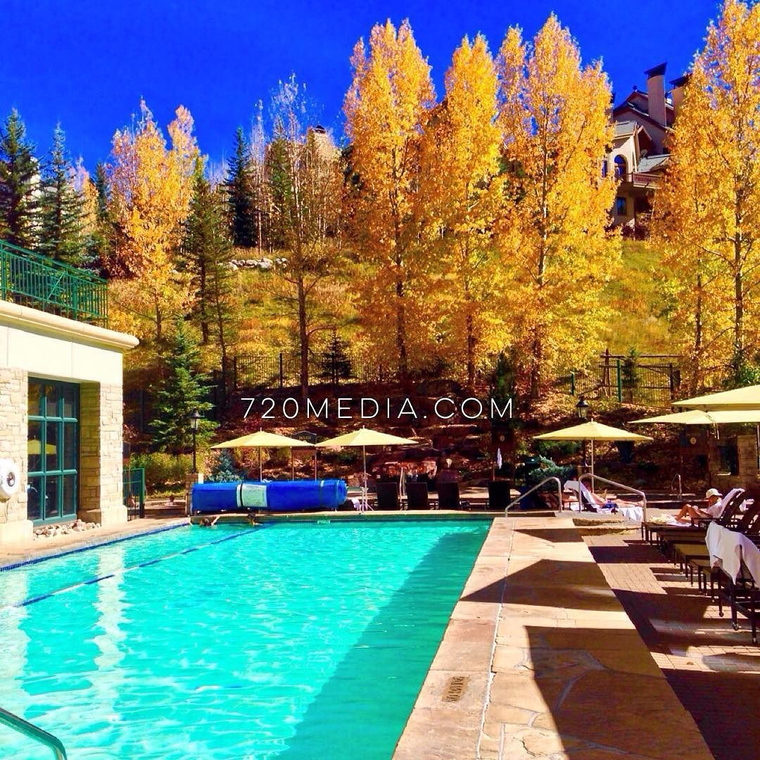 Weekend work retreats rock! #poolside #Coloradolife #resortlife #spa #720media #workhardplayharder #coloradotography