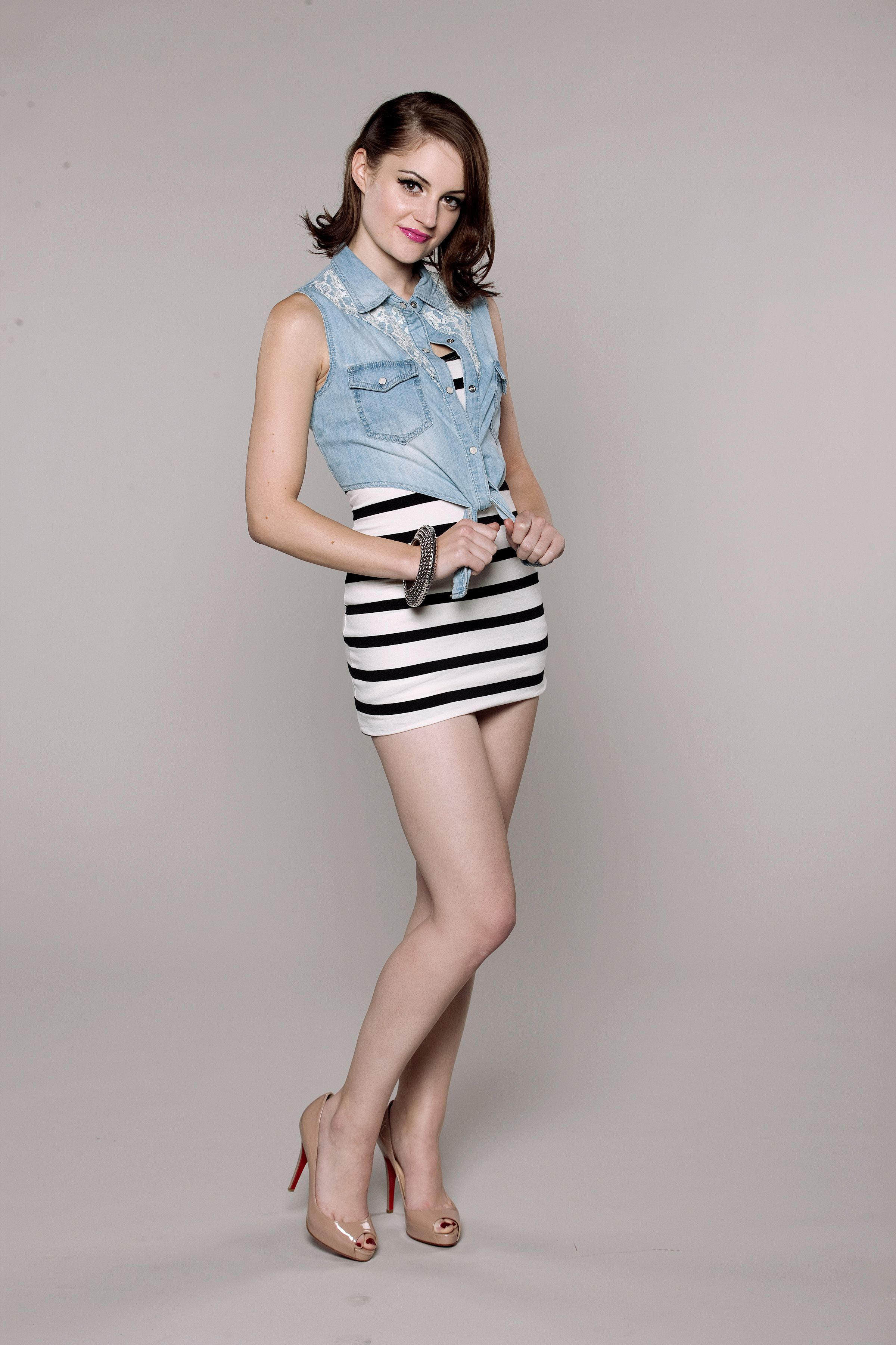 Coronation Street Bikini Tops Hot Bikini Short Skirts Mini Skirts Spike