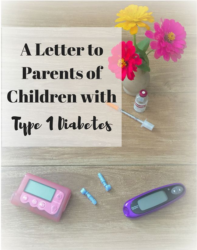 Tips for Parents of Kids Newly Diagnosed with Type 1 Diabetes is part of Type 1 diabetes - DiabetesMine shares tips from a Dmom who is also a certified diabetes educator (CDE) on how to cope with your child's new diagnosis of type 1 diabetes