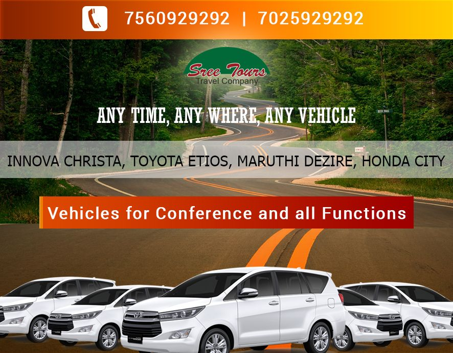 Sree Tour Travel Is One Of The Leading Trivandrum Travel Agents And Provides Taxi Services In Trivandrum Taxi Service Taxi Taxi Cab