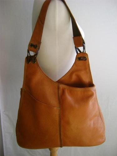 Lucky Brand Hobo Style Vintage Inspired Handbag Purse Bag Ebay Andrea Pinterest And