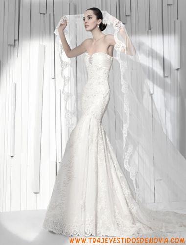 007 vestido de novia manu alvarez | vestidos de novia en figueres