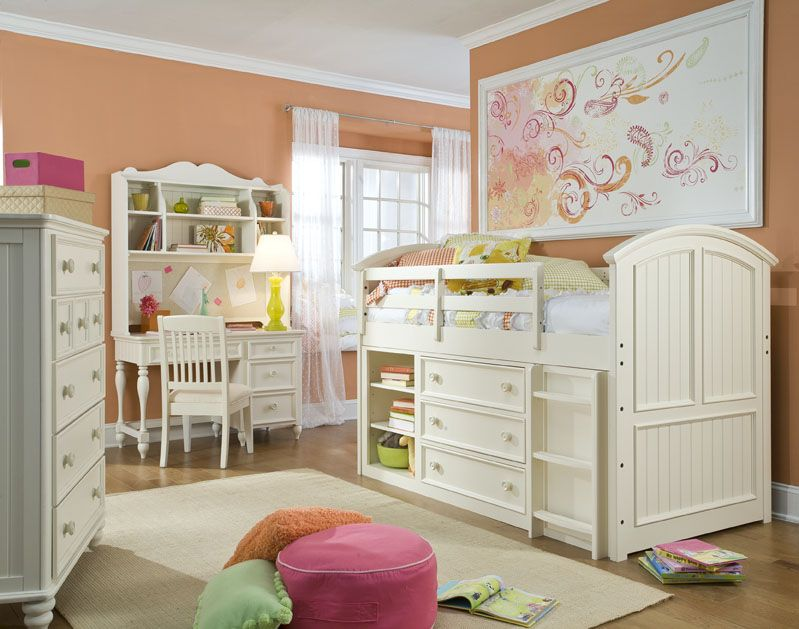 Superior Bright Idea   Pink And Coral Room For Girls