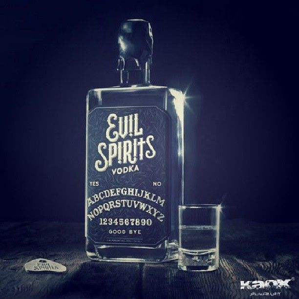 Evil Spirits!
