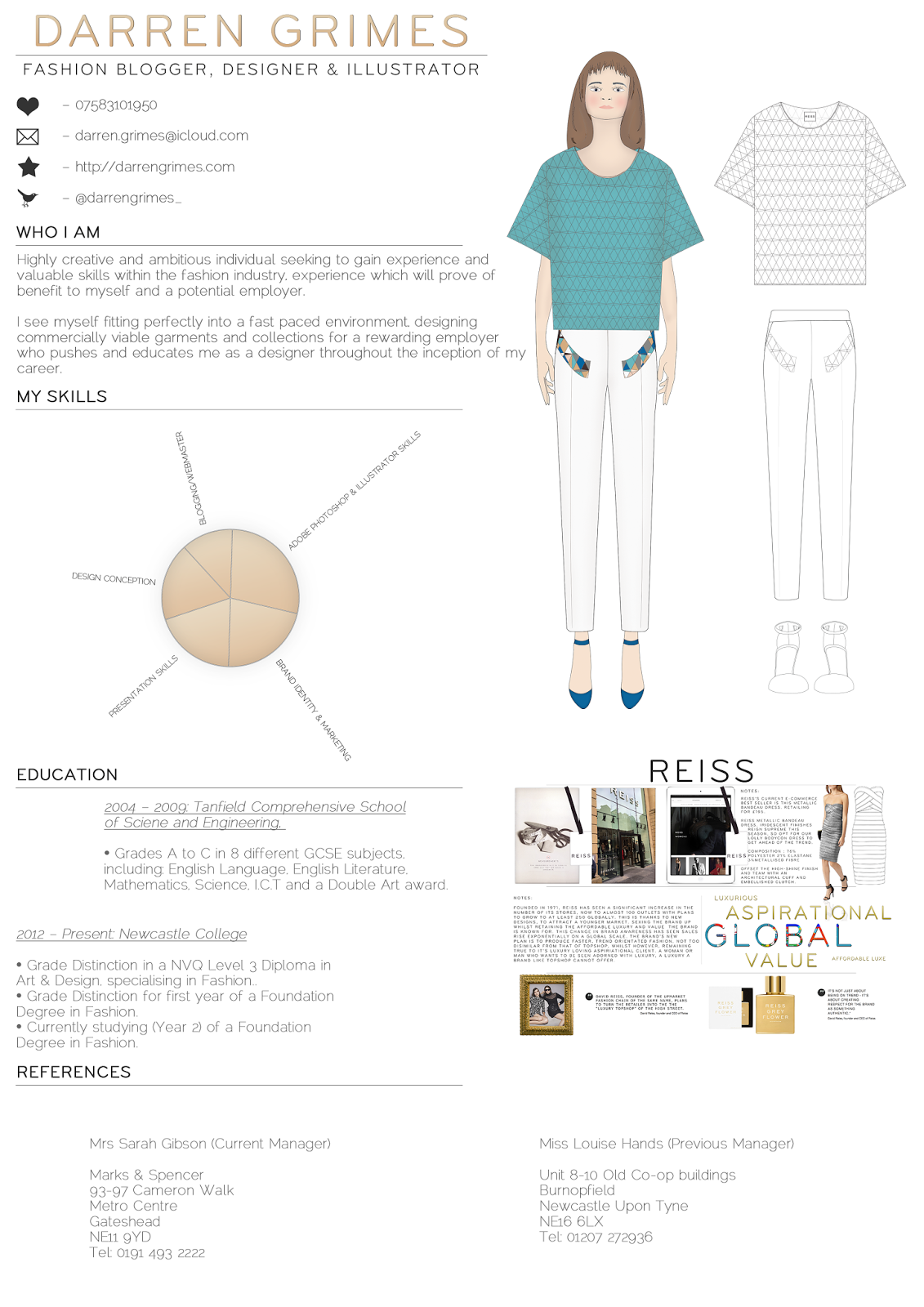 darrengrimes com fashion blog creative cv creative cv com fashion blog creative cv