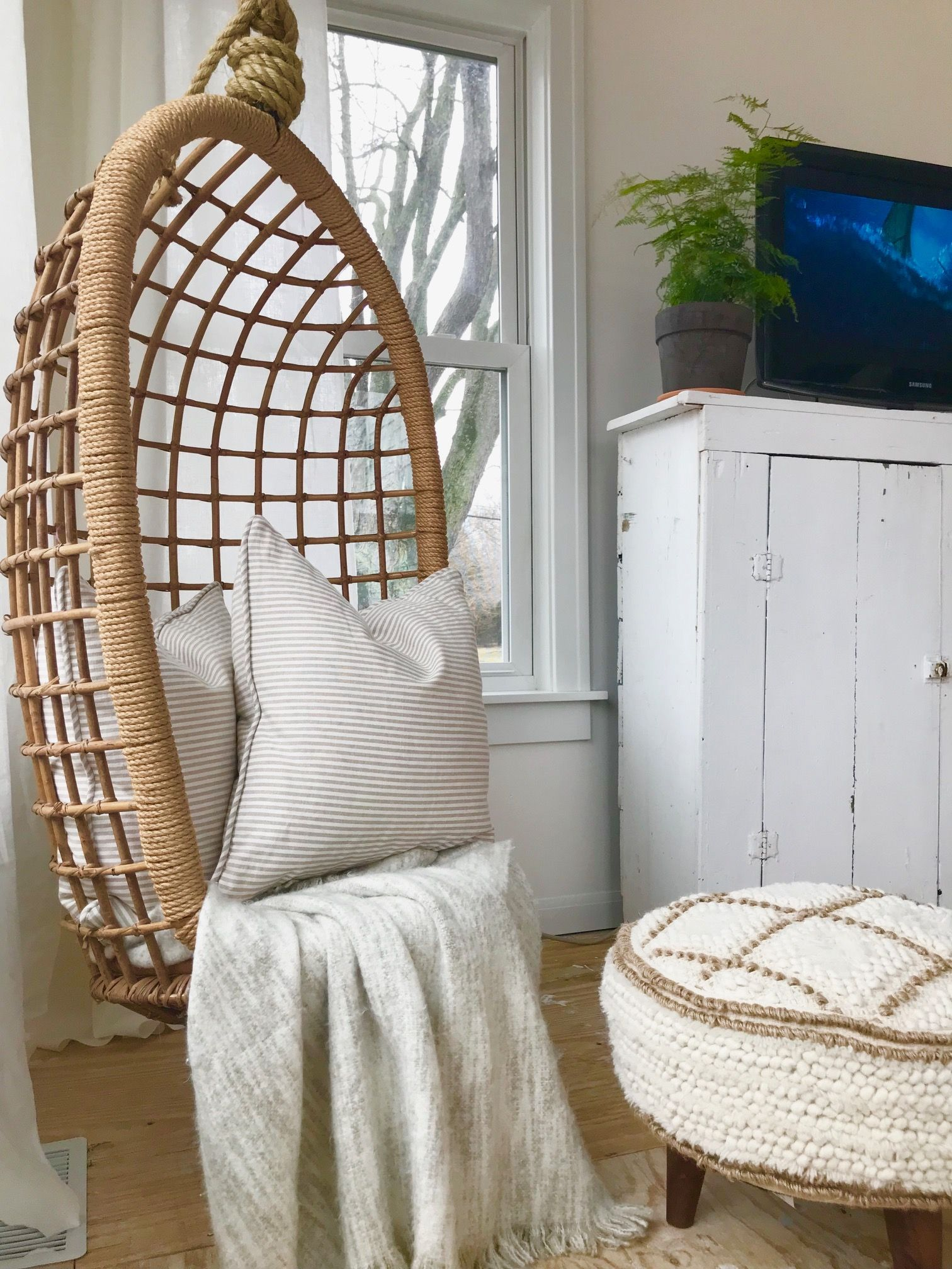 Indoor Hanging Chair With Stand New Sunroom Vintage Hanging Chair For The Home Hanging Chair