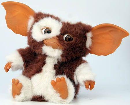 Humming Gizmo Plush Toy | Gremlins, Old school toys, Toys