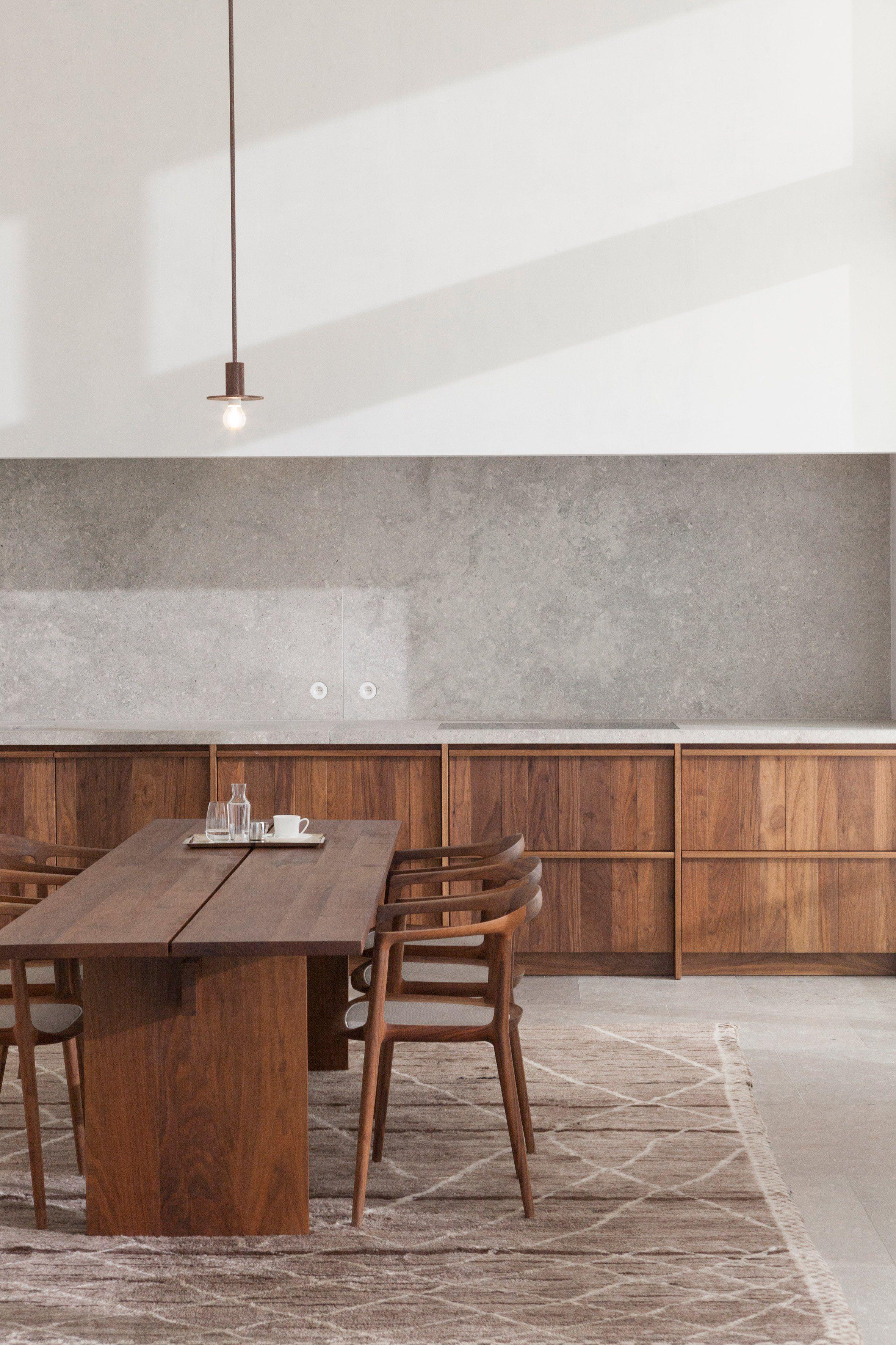 Penthouse Westkaai By Hans Verstuyft Architecten Kitchen Interior House Interior Interior Design Kitchen