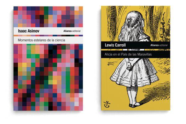 Manuel Estrada Rediseña Los Libros De Bolsillo De Alianza Editorial Libros De Bolsillo Partes Del Libro Libros