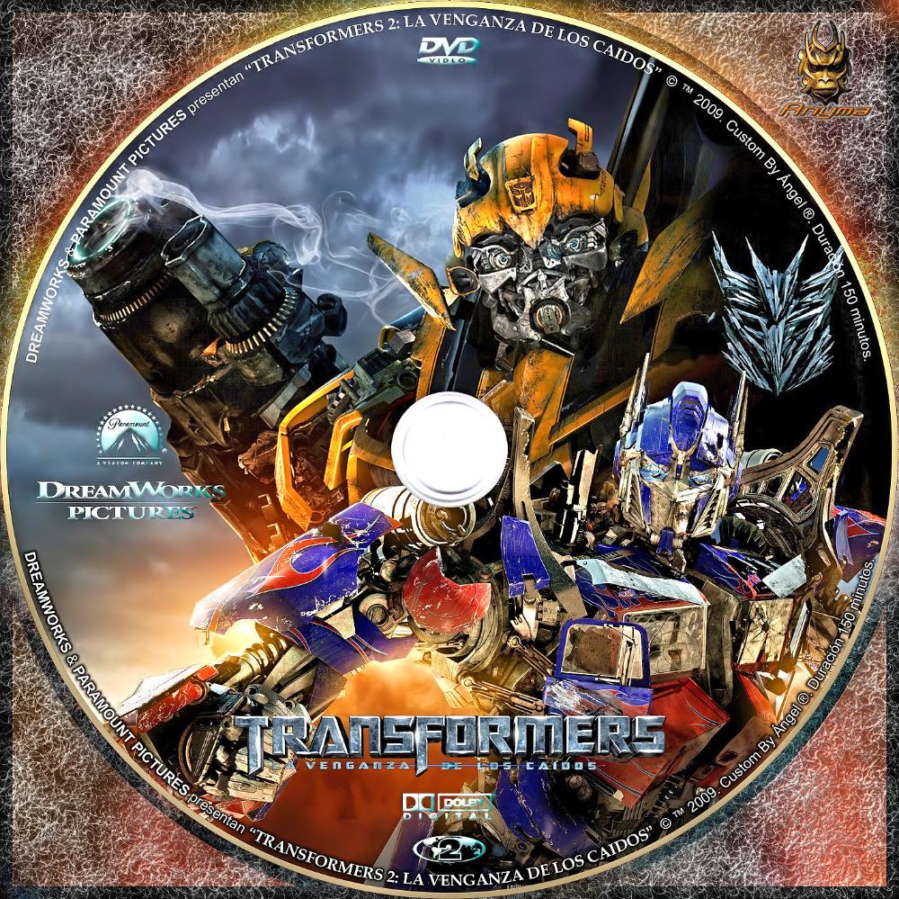 Transformers La Venganza De Los Caídos 2009 Revenge Of The Fallen Revenge Transformers