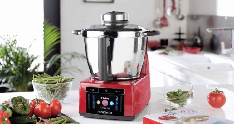 Magimix Cook Expert, nouvel étalon du robot cuiseur ...