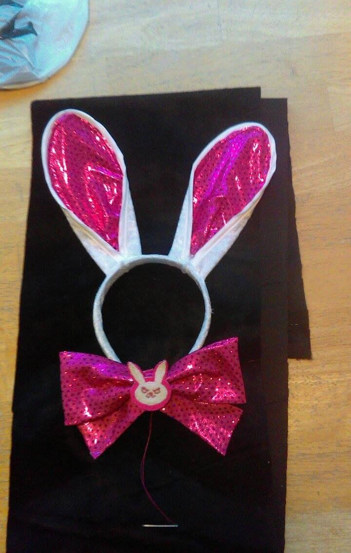 Pin on PlayBoy Bunny Costume