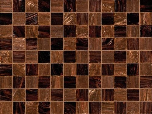 #Bisazza #Decorations 5x5 Checkmate Brown | Feinsteinzeug | im Angebot auf #bad39.de 216 Euro/Pckg. | #Mosaik #Bad #Küche