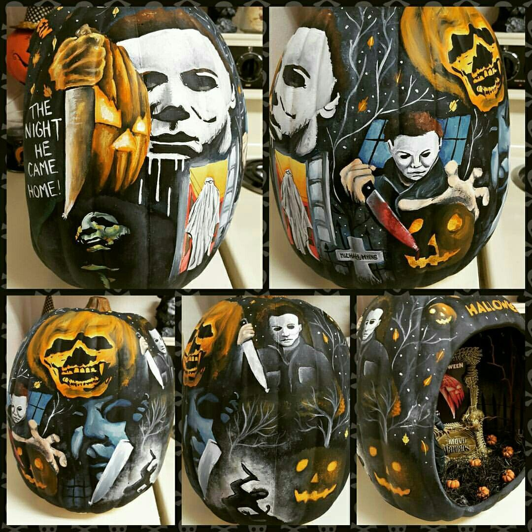 Michael myers halloween image by Juanita Martinez Lawrence