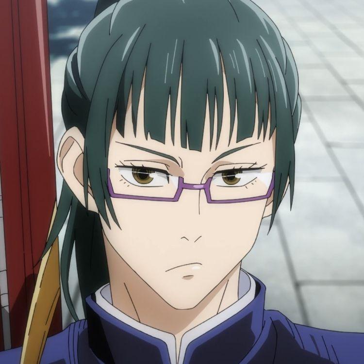 maki zenin.   Anime, Jujutsu, Anime icons