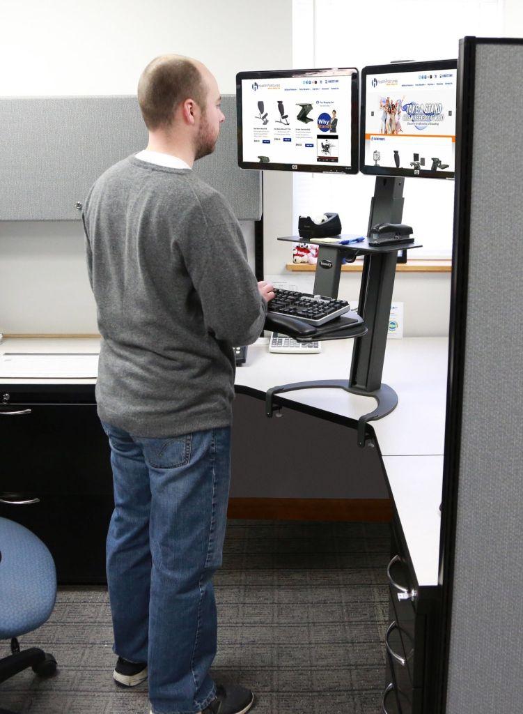 Schreibtisch Position Im Raum 2021