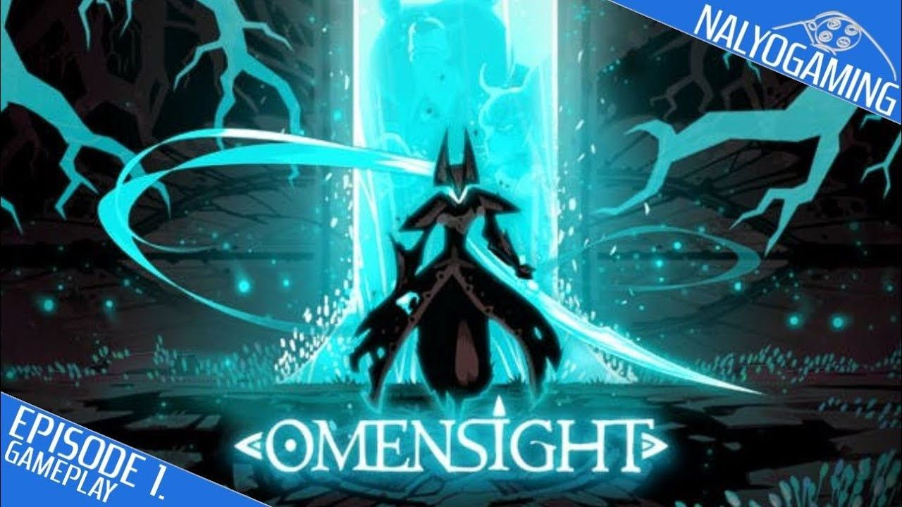 OMENSIGHT, Gameplay Episode 1. (The Story Begins) Game