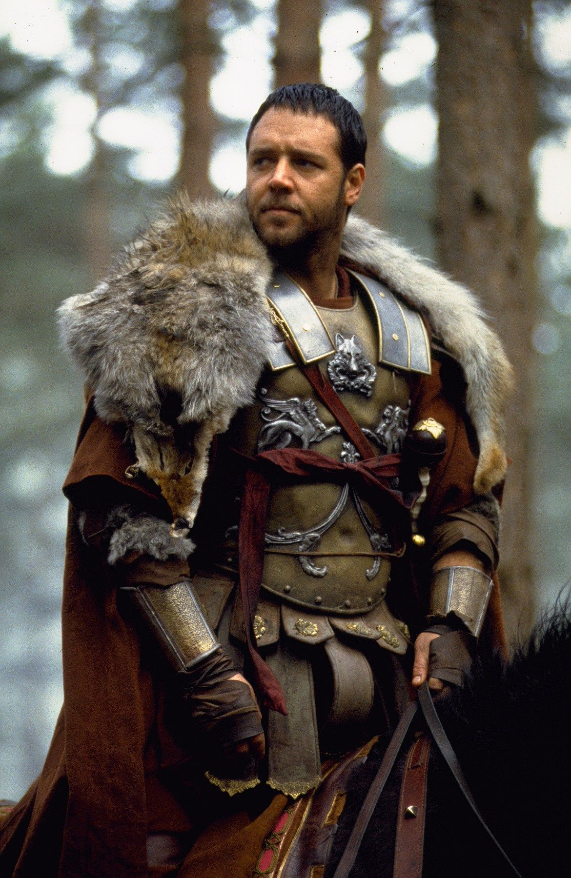 General Maximus (Russel Crowe) - Gladiator (2000) | male character inspiration | warrior ...