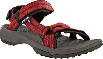 9195efa6ee45 teva terra fi lite 4 double zipper red orange