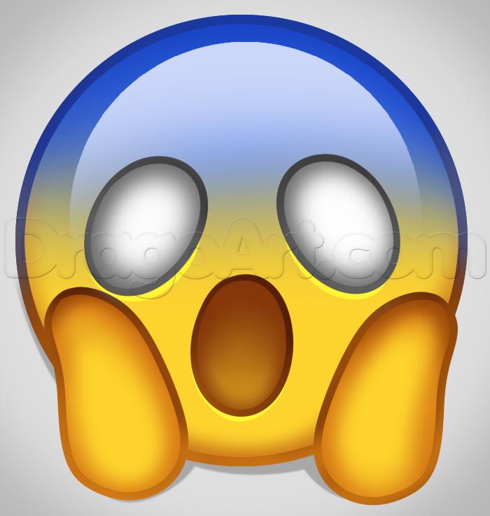 That Emoji Might Not Be Saying What You Think Shocked Emoji Emoji Faces Emoji