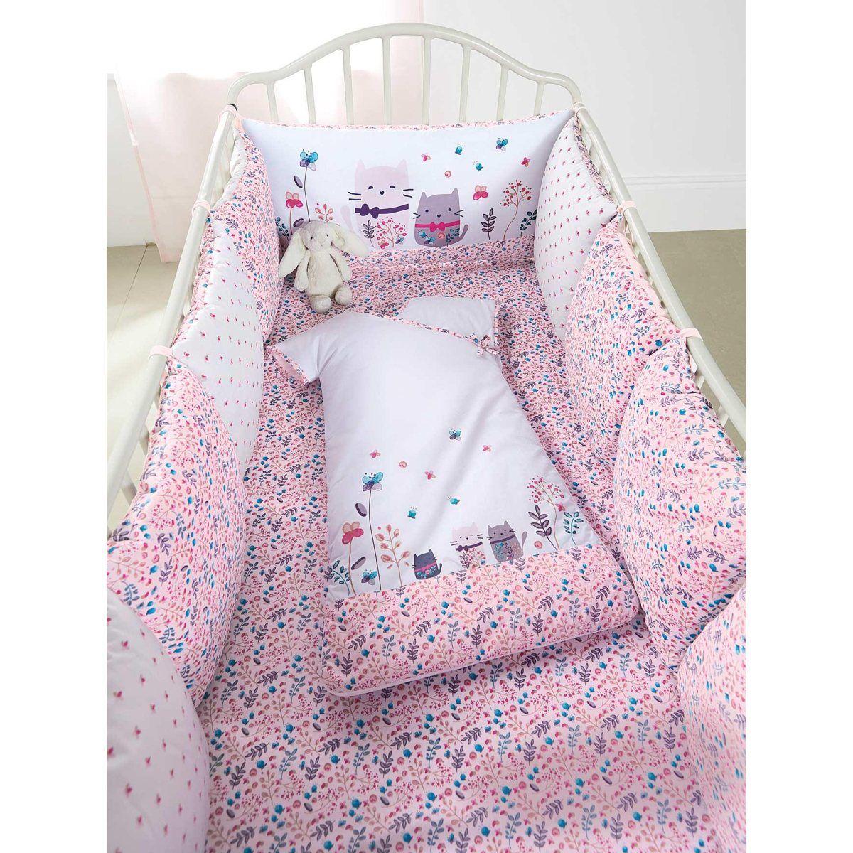 tour de lit bébé la redoute Tour de lit family cat Vertbaudet | La Redoute | À acheter | Pinterest tour de lit bébé la redoute