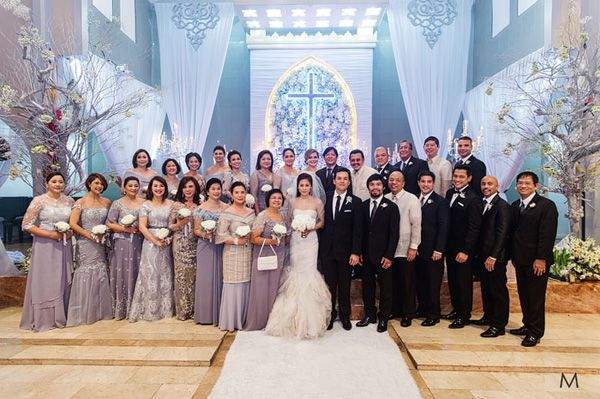 Celebrity Wedding Toni Gonzaga And Paul Soriano Wedding Ceremony Photos Toni Gonzaga Wedding Wedding Ceremony Photos Wedding Motifs