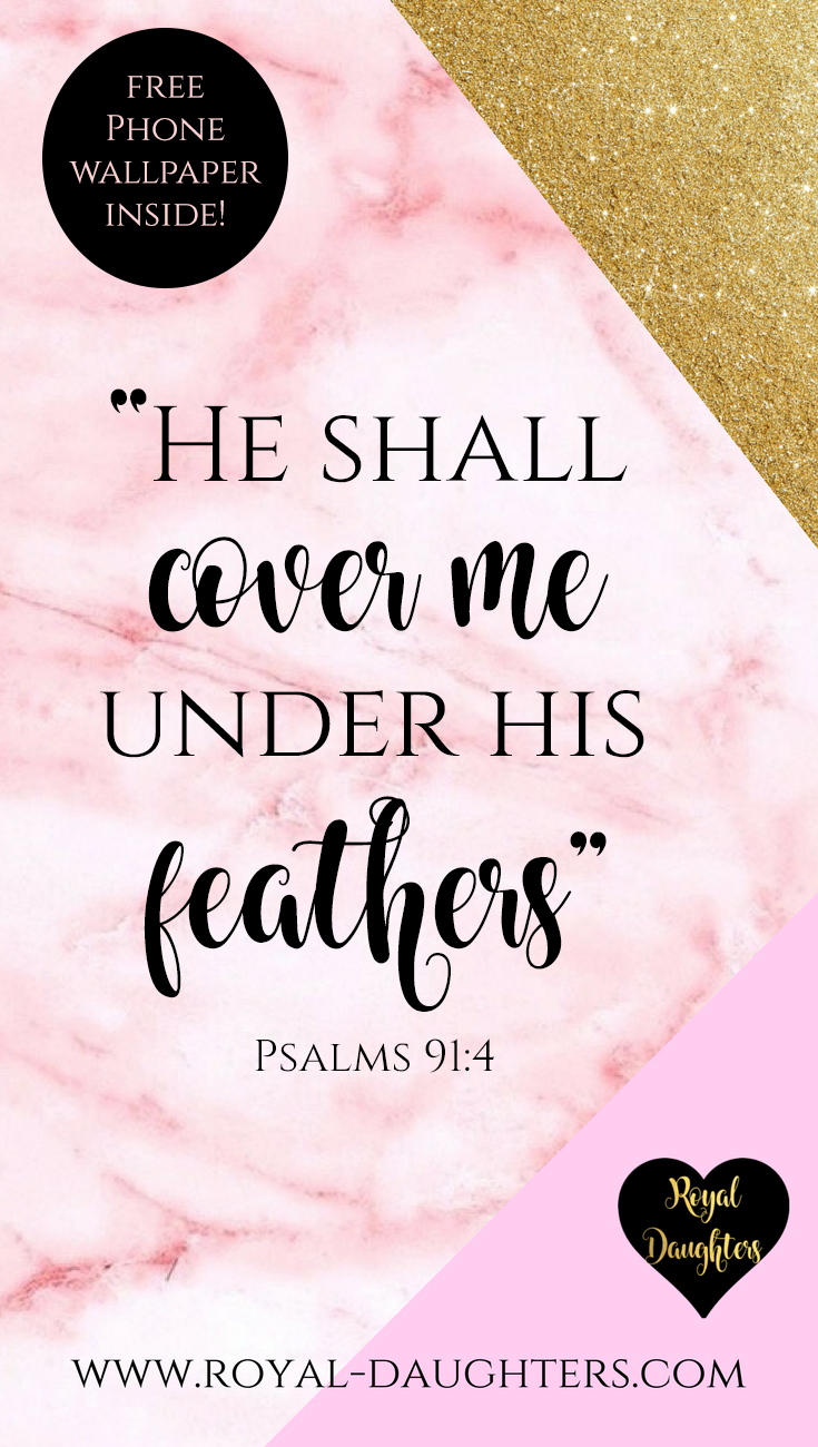 Bible Quotes About Faith Glamorous Psalms 91 Bible Verse Lockscreen For Iphone Scripture Quotes Faith . Review
