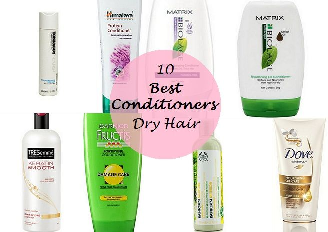 10 Best Conditioners For Dry, Frizzy and Damaged Hair in ...