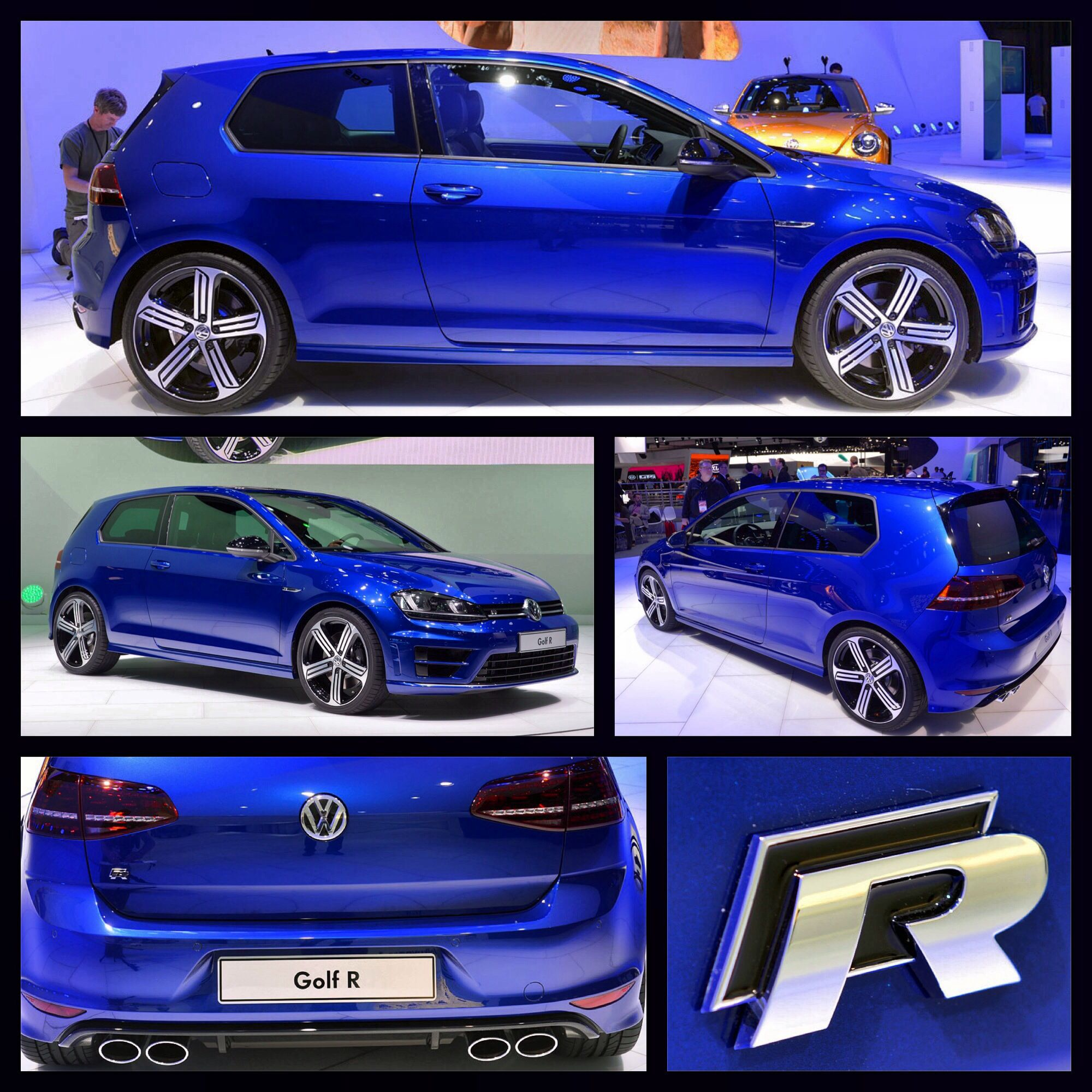 Cars Volkswagen Volkswagen Golf: 2015 VW Golf R YES PLEASE!!! My Future Ride!!