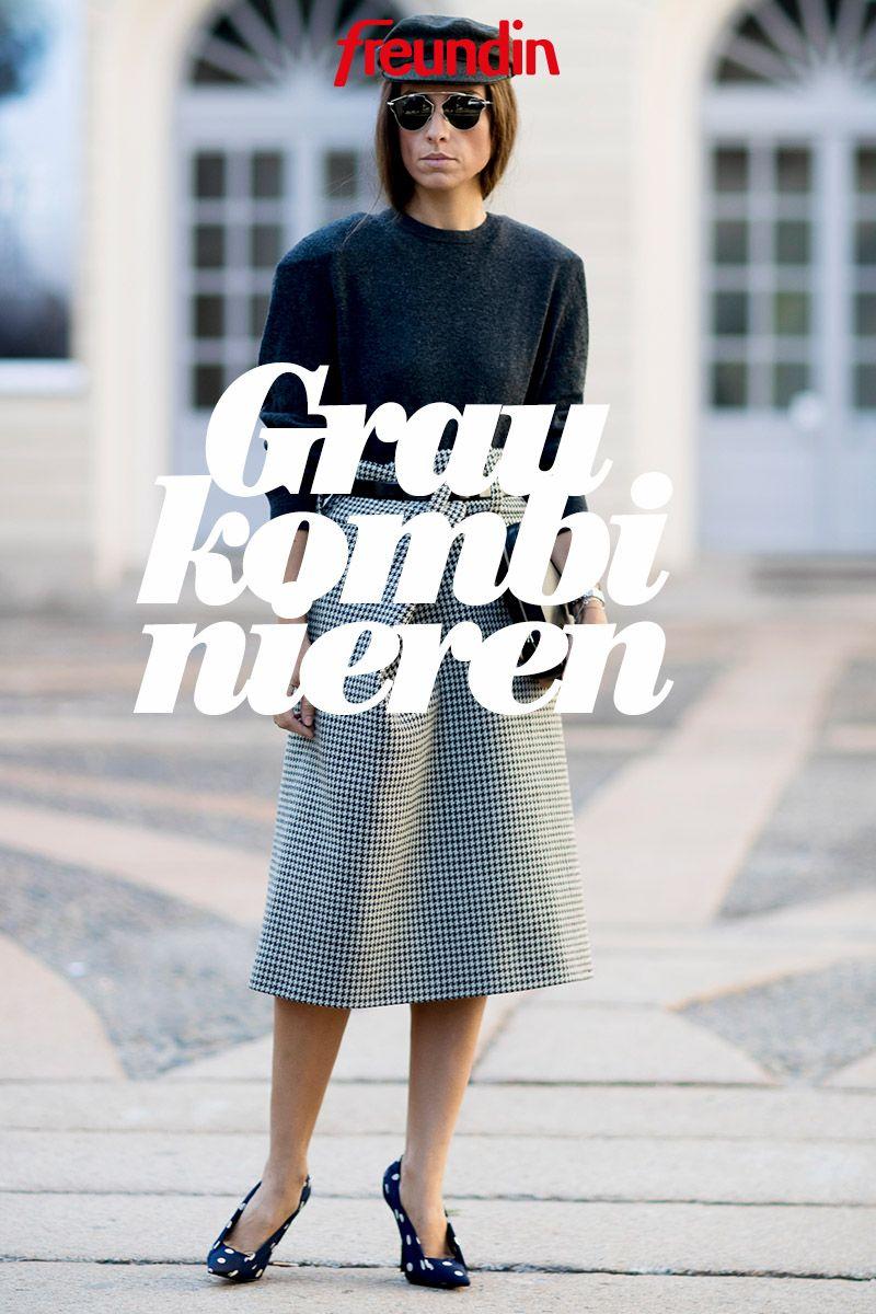 Welche Farbe Passt Zu Grau Mode Trends Für Jeden Geldbeutel
