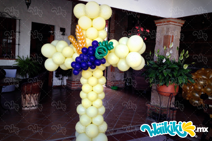 Communion Balloons Primera Comunion Decoracion Decoración